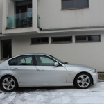 BMW 320i E90 exterior (12)