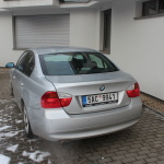 BMW 320i E90 exterior (16)