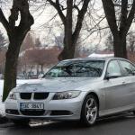 BMW 320i E90 exterior (19)