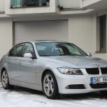 BMW 320i E90 exterior (2)