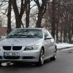 BMW 320i E90 exterior (20)