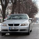 BMW 320i E90 exterior (21)