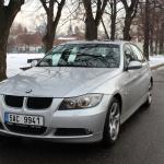 BMW 320i E90 exterior (22)