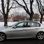 BMW 320i E90 exterior (23)