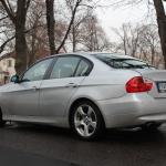 BMW 320i E90 exterior (24)