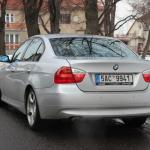 BMW 320i E90 exterior (26)