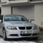 BMW 320i E90 exterior (3)