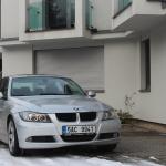 BMW 320i E90 exterior (4)