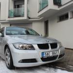 BMW 320i E90 exterior (5)