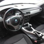 BMW 320i E90 interior (1)