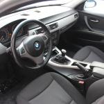 BMW 320i E90 interior (2)