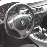 BMW 320i E90 interior (3)