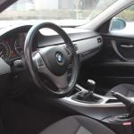 BMW 320i E90 interior (4)