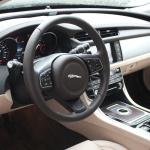 jaguar XF interior (1)