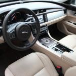 jaguar XF interior (2)