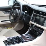 jaguar XF interior (20)