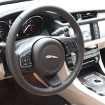 jaguar XF interior (6)