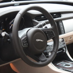 jaguar XF interior (8)