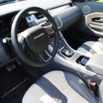 range rover evoque td4 2016 interior