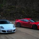 porsche 911 GTS exterior (19)