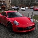 porsche 911 GTS exterior (22)