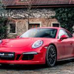 porsche 911 GTS exterior (3)
