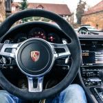 porsche 911 GTS interior (4)