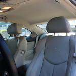 Infiniti G37 S interior (11)
