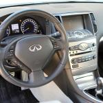 Infiniti G37 S interior (5)