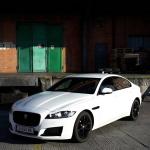 jaguar XF exterior  (11)