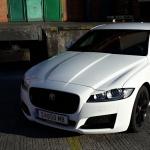 jaguar XF exterior  (14)