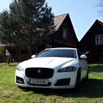jaguar XF exterior  (2)