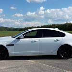 jaguar XF exterior  (26)