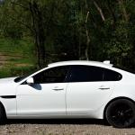 jaguar XF exterior  (5)