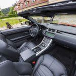 range rover evoque convertible interior (4)