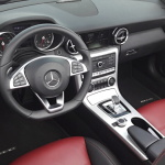 mercedes-benz slc interior (4)