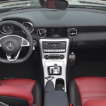 mercedes-benz slc interior (7)