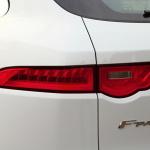 jaguar f-pace exterior