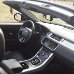 range rover evoque convertible interior (3)