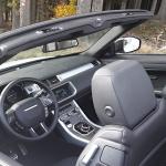 range rover evoque convertible interior (5)