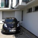 Nissan Leaf exterior (1)