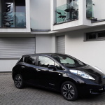Nissan Leaf exterior (10)