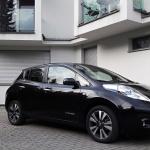 Nissan Leaf exterior (13)
