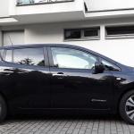 Nissan Leaf exterior (16)