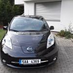 Nissan Leaf exterior (17)