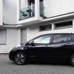 Nissan Leaf exterior (5)