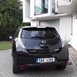 Nissan Leaf exterior (6)