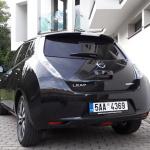 Nissan Leaf exterior (7)