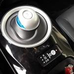 Nissan Leaf interior (1)