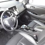 Nissan Leaf interior (4)